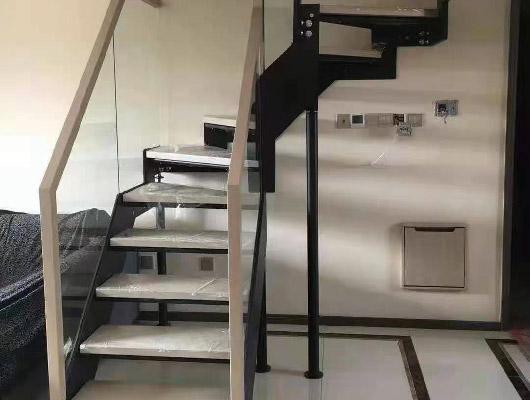 鋼木樓梯案例
